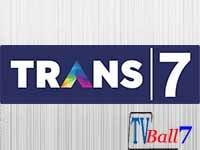 Live Streaming Trans7 | Streaming Trans7 | Nonton TV Online Trans7 | Tvball7