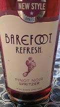 Refresh Barefoot Pinot Noir
