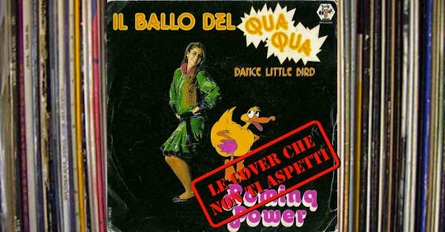 Ballo del qua qua Romina Power cover