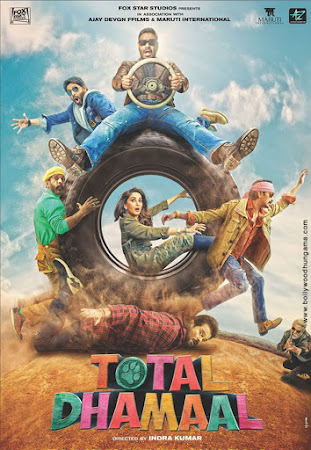 Total Dhamaal (2019) Movie Poster
