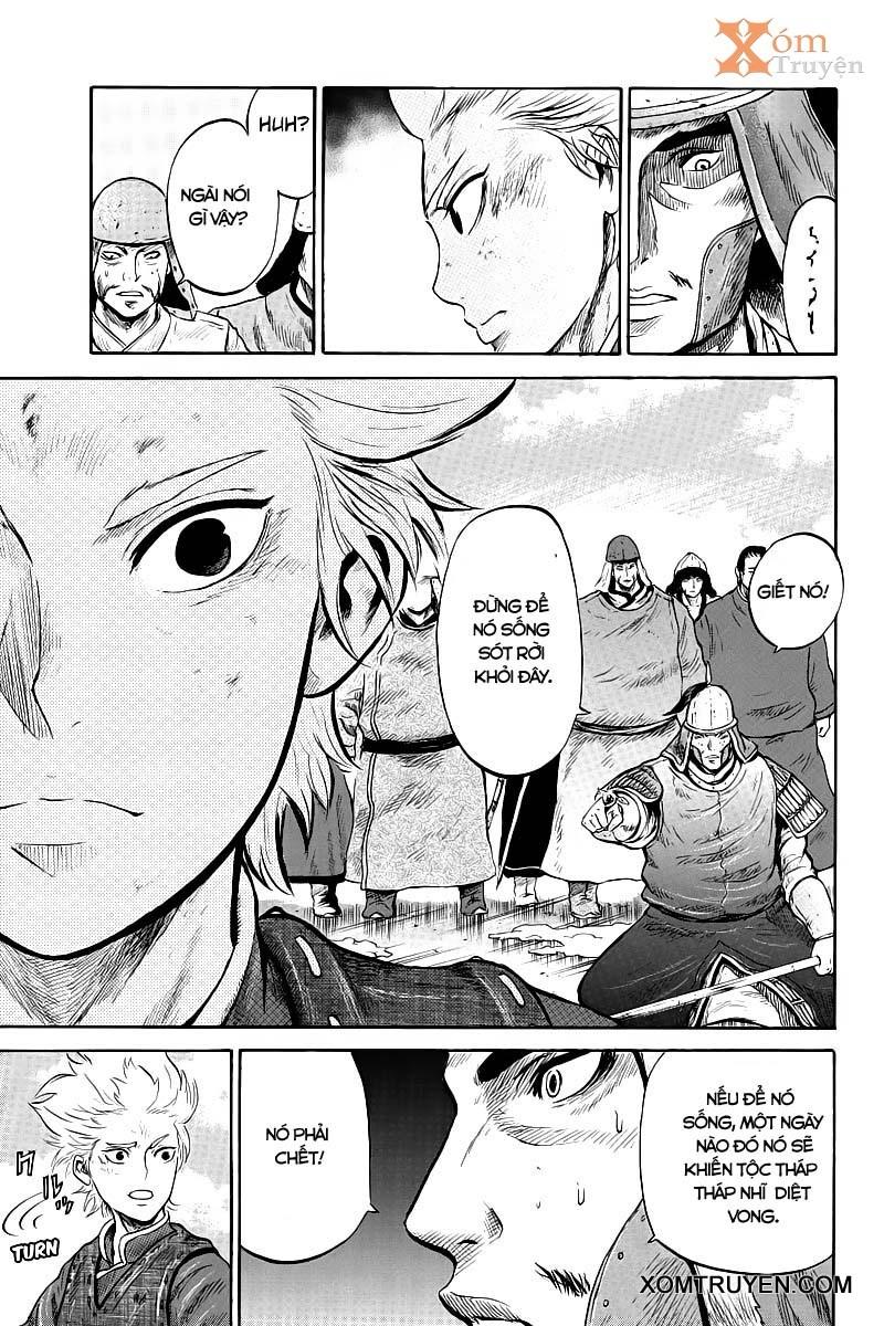 Horizon (okada takuya) chap 9 trang 9