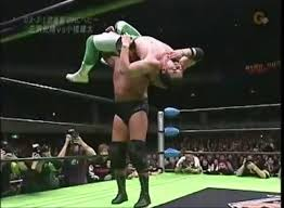 To think this move is used as a non-finisher these days. Kids I tell ya.