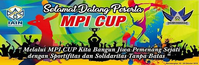 MPI CUP 2018