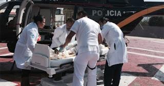 Niño de 3 años herido por impacto de bala en la cabeza en CDMX