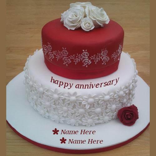 happy wedding anniversary wishes   birthday wishes cakes