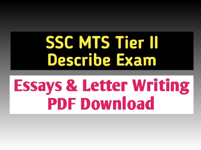 ssc describe type exam study material essays letter writing pdf  ssc describe type exam study material essays letter writing pdf