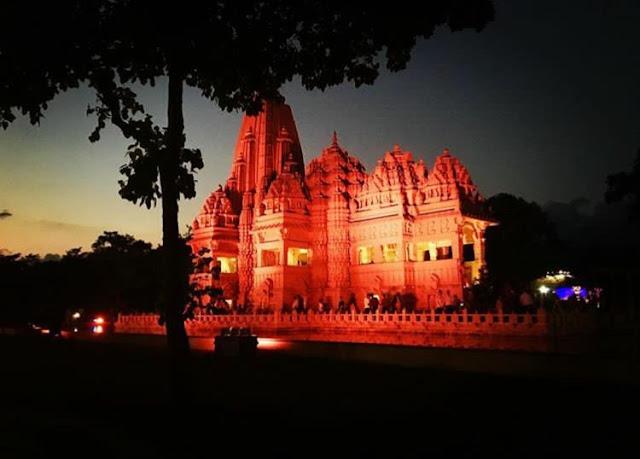 Cg Temple Nawalparasi