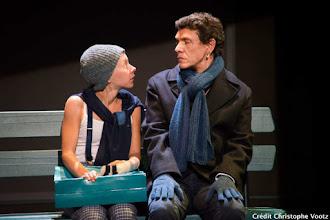 Théâtre : Le poisson belge de Léonore Confino - Avec Géraldine Martineau et Marc Lavoine - La Pépinière - Paris 2