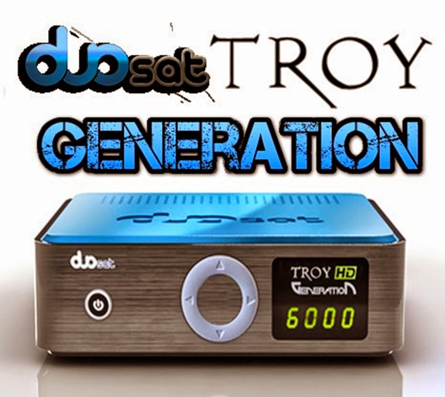 Colocar CS duosat troy generation ATUALIZAÇÃO DUOSAT TROYG (versão: 146 ) 30/09/2015 comprar cs