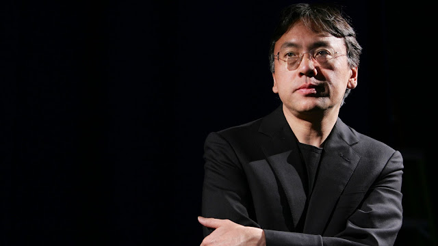 Kazuo Ishiguro just won the 2017 Nobel Prize in Literature