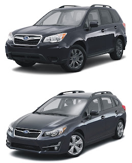Subaru Impreza and Forester Rim Swap