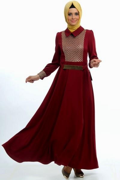 Royal Arab Fashion For Girls  Royal Arabic Trendy Dress -4999