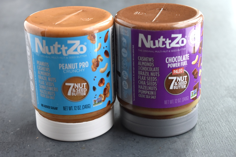 NuttZo 7 Nut and Seed Butter