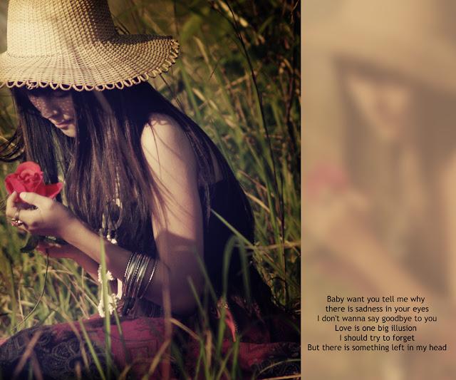 Konsep Motret Foto Model - Vhee