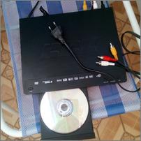 Старый DVD-проигрыватель