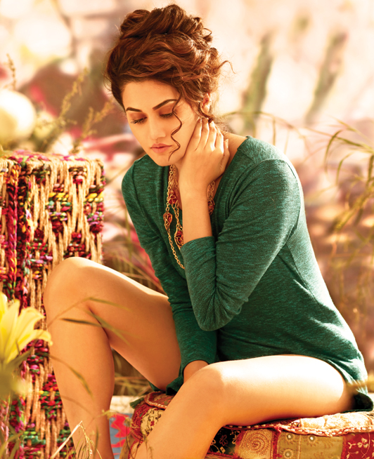 Taapsee Pannu JFW Magazine Photoshoot Stills