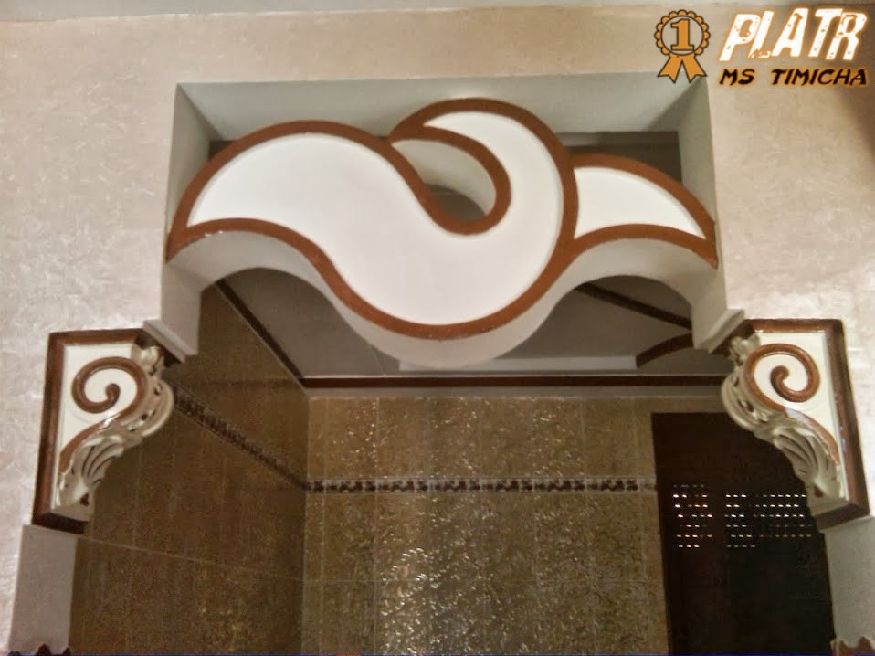 Decorplatre decoration platre plafond for Decoration jebes