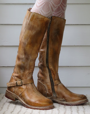 Howdy Slim Riding Boots For Thin Calves