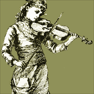 Fiddle Girl