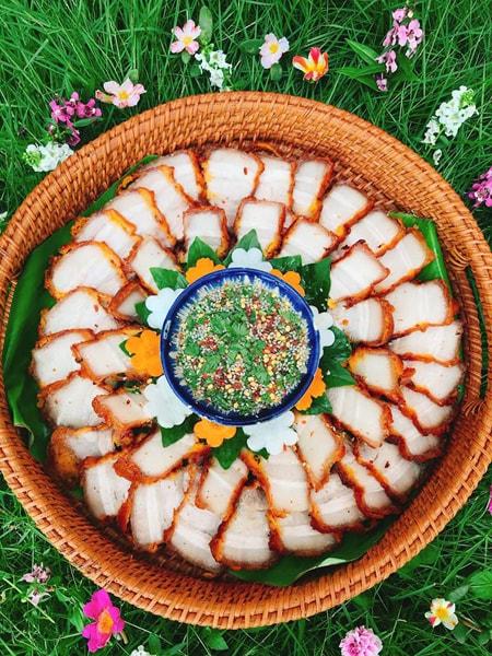 Thay đổi khẩu vị với món thịt rán giòn kiểu Thái Lan