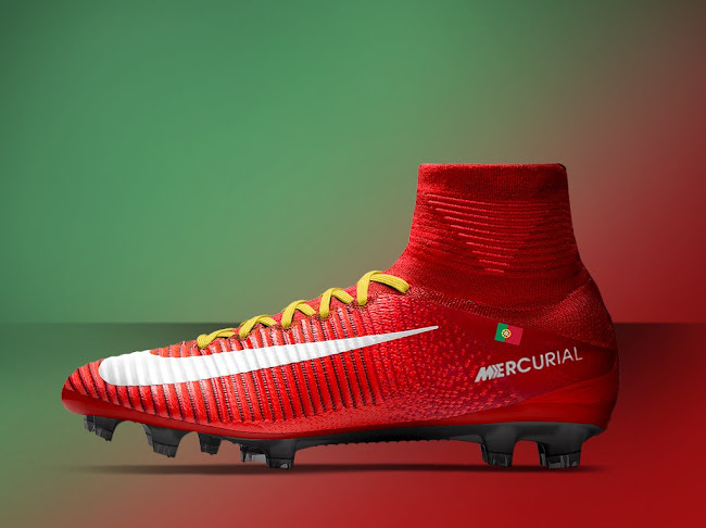 hot sale online a1374 aee73 Nike Mercurial Superfly V iD Portugal Boots Revealed