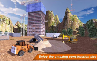 Loader & Dump Truck Hill SIM 2 Apk v1.4 Mod Money Terbaru