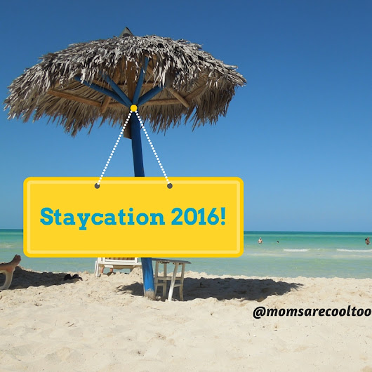 7 Ways to Get Away During Your Staycation! #Giveaway