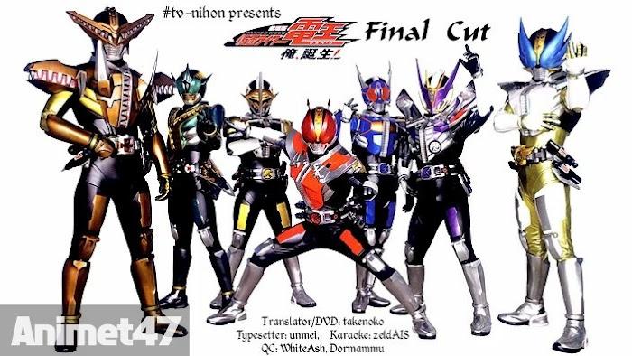 Ảnh trong phim Saraba Kamen Rider Den-O: Final Countdown 1