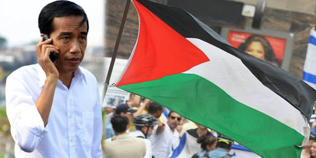4 Ketegasan Jokowi Dukung Kemerdekaan Palestina