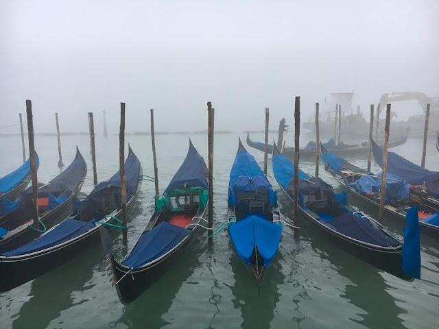 Lunch in Venice