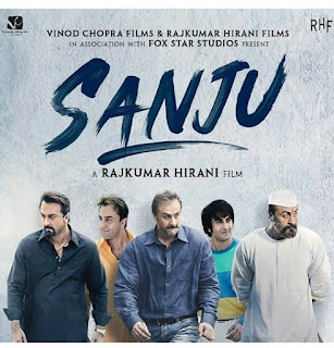 Sanju movie opening earning, collection ,