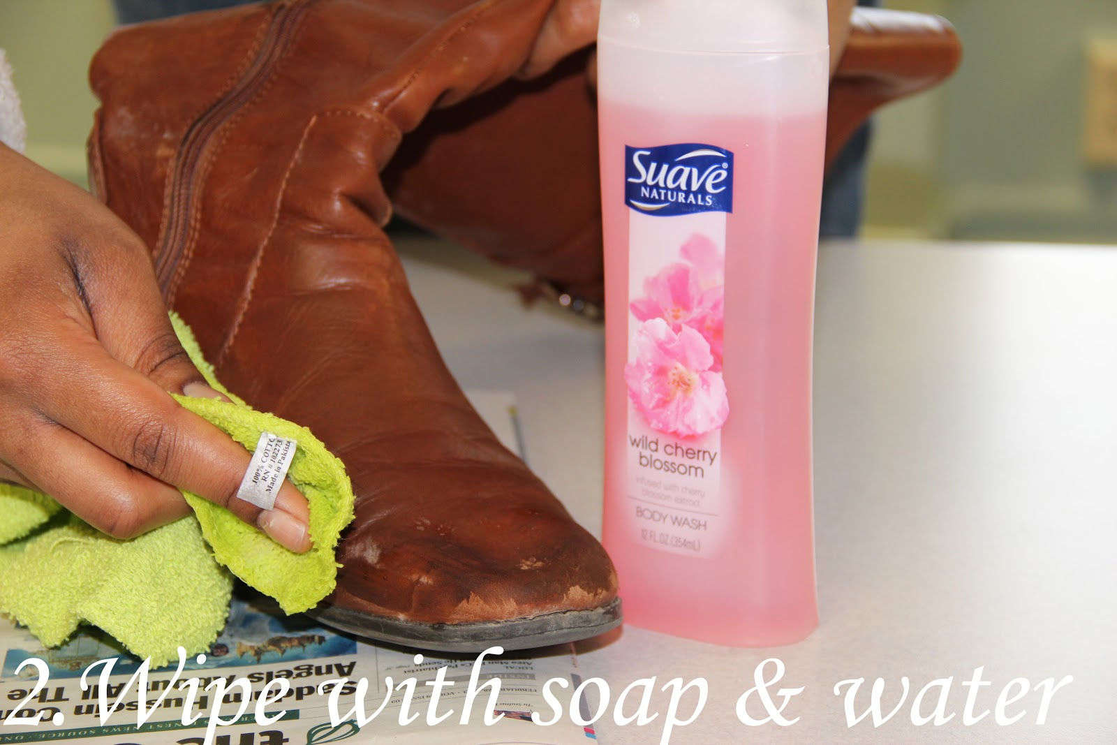 How To Remove Salt Stains From Leather Boots A Step By Guide With Pictures 11 Chic