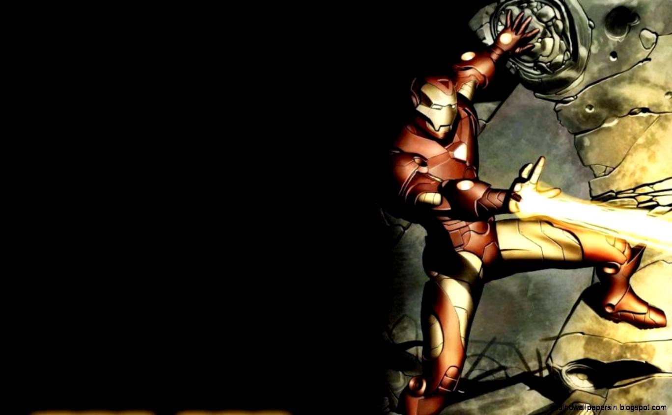 Iron man animated wallpaper - Iron man cartoon hd ...