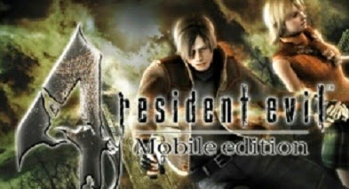 Resident Evil 4 Untuk Galaxy Young