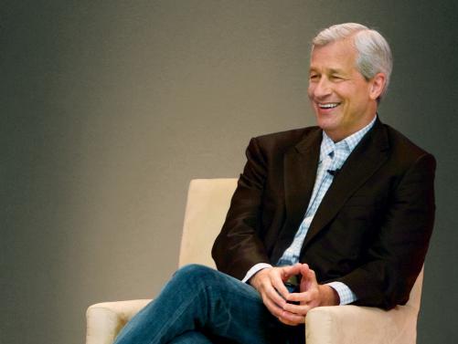 JPMorgan Chase執行長:矽谷新創就要顛覆華爾街
