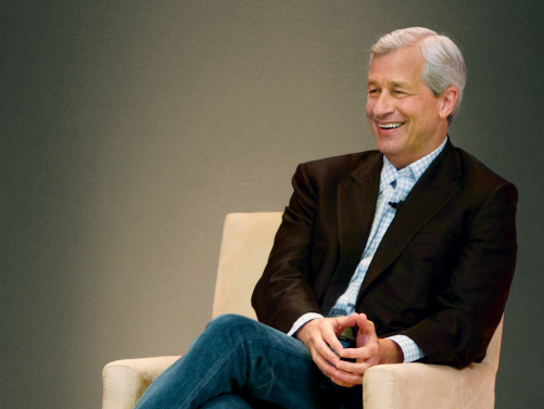 JPMorgan Chase執行長Jamie Dimon