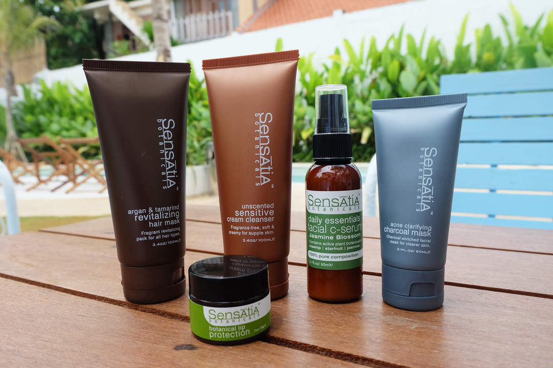 Current Favorite Local Skincare Brand Sensatia Botanicals