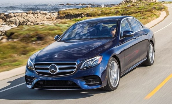 Mercedes-Benz E300 4MATIC 2017 Review