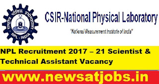 csir-npl-scientest-Vacancies-2017