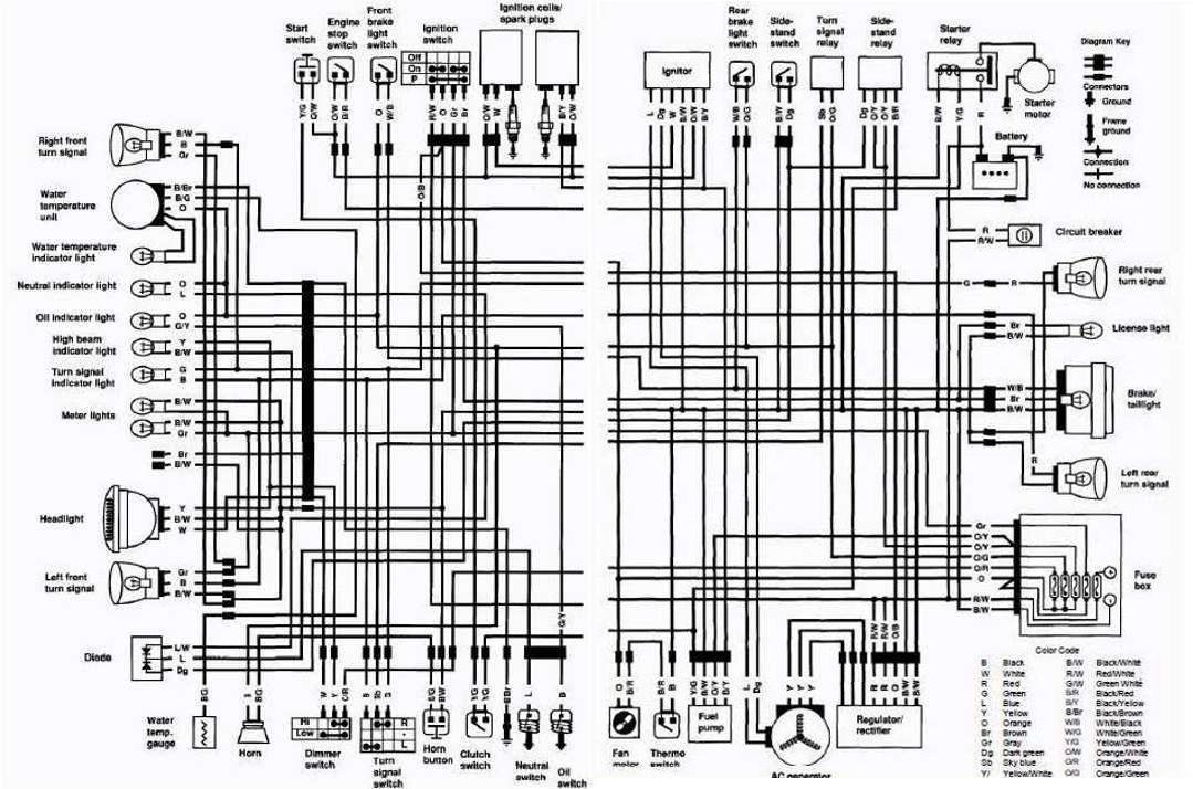 Suzuki Motorcycles Wiring Schematics Free Wiring Diagrams