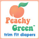 Peachy Green Diaper AIO Review