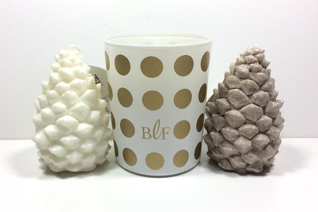 BOUGIES LA FRANÇAISE Bougies parfumées Collection Hiver