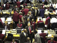 NIGERIAN STOCK EXCHANGE CLOSES FOR EASTER HOLIDAYS WITH 1.72% GROWTH