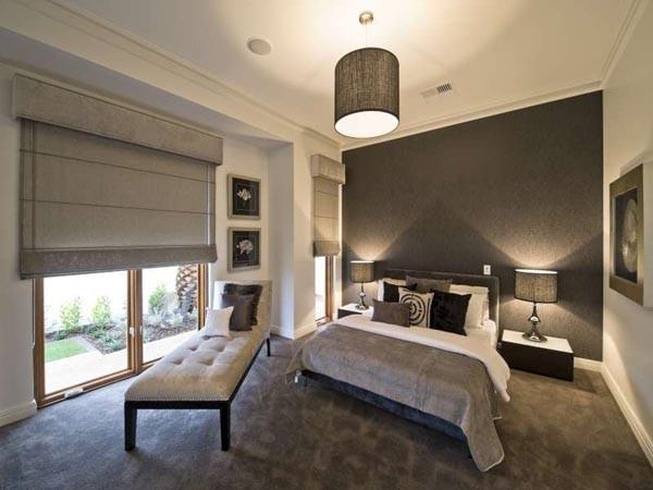 Dormitorios elegantes y de lujo dormitorios con estilo for Lenceria de dormitorio 3
