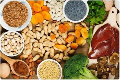 Amazing Health Benefits of Iron Rich Food