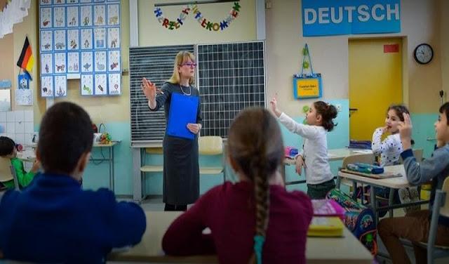 Λείπουν απ' τα σχολεία της Γερμανίας 40 χιλιάδες εκπαιδευτικοί