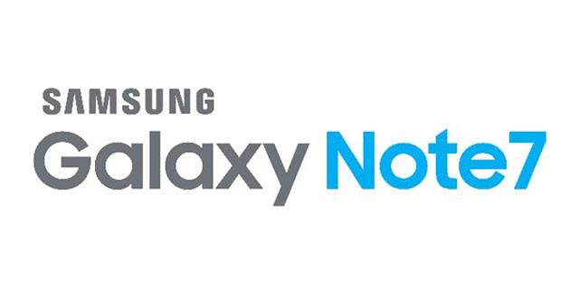Galaxy Note 7 Logo
