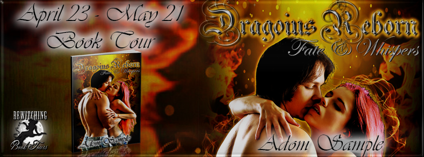 Sapphyria's Books: Dragoius Reborn: Fate and Whispers (The