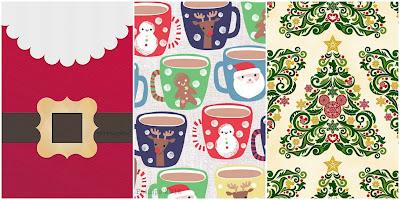 Blogmas Day 12: Free Christmas Wallpapers
