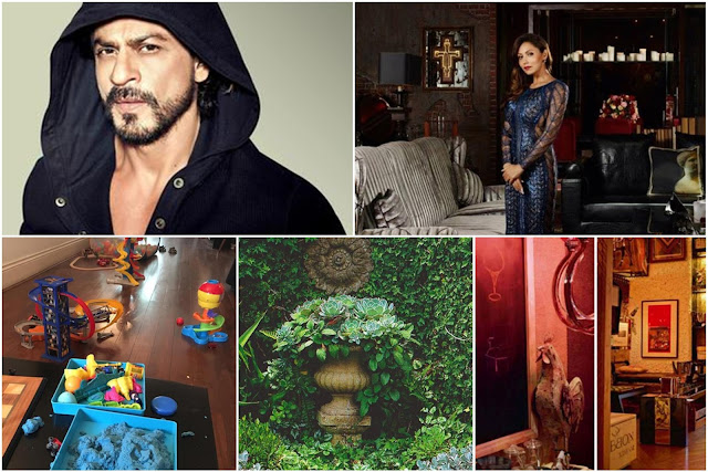 The Legendary Shah Rukh Khan's Palace In India